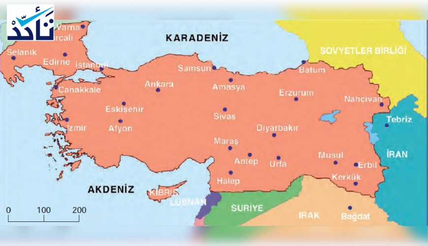 Verify-sy   Truth behind Map of Turkey That Includes Large ...